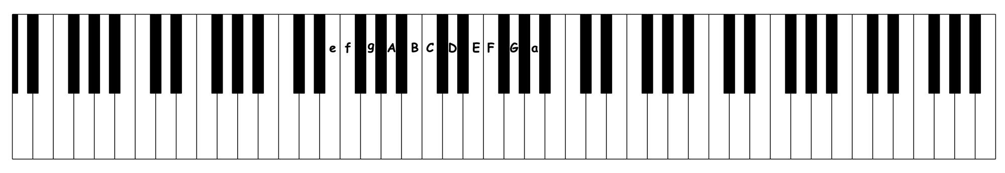 book 2 low e high a - occupational octaves piano