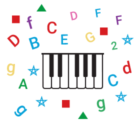 Learn Complex Songs with a Simple Language - occupational octaves piano