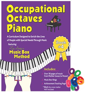 Occupational Octaves Piano – Book 4