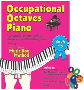 Occupational Octaves Piano – Book 5