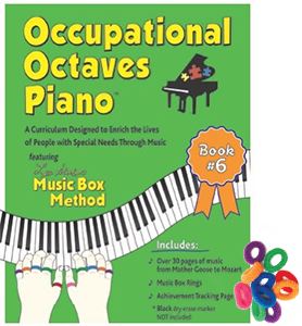 Occupational Octaves Piano – Book 6
