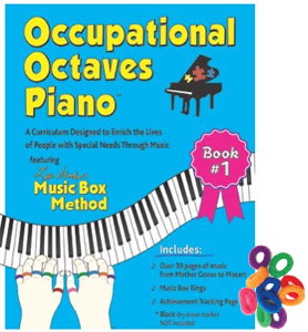 Occupational Octaves Piano – Book 1