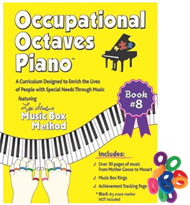 Occupational Octaves Piano – Book 8