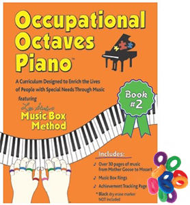 Occupational Octaves Piano – Book 2