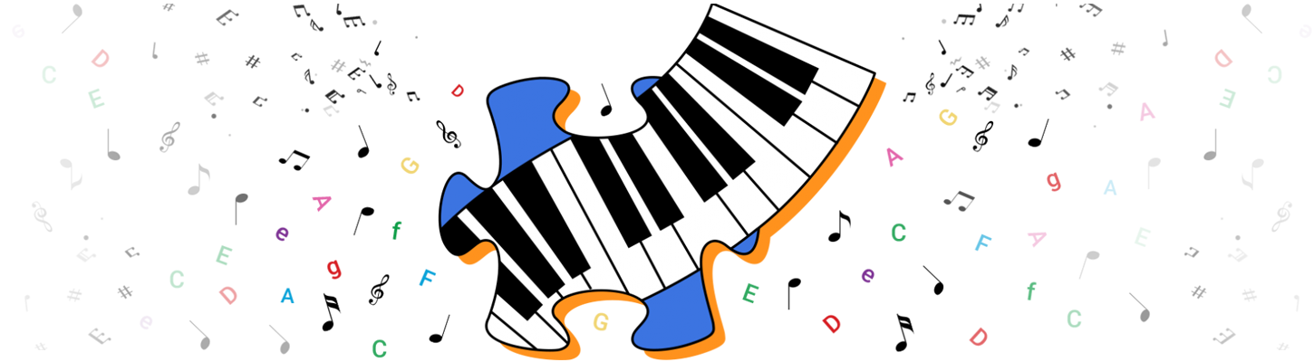 Play Challenging Music With A Simple Language - occupational octaves piano